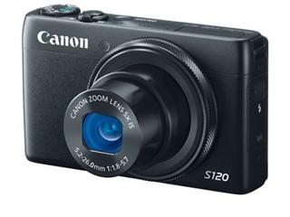 佳能S120 数码相机