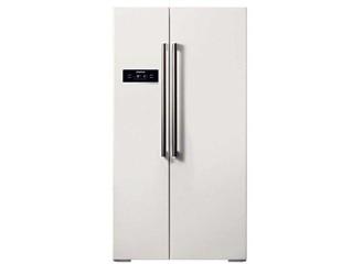 西门子BCD-610W(KA62NV02TI) 610升对开门冰箱(银色)