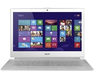 宏� S7-391-53314G12aws 13.3英寸超极本(i5-3317U/4G/128G SSD/触控屏/Win8/白色)