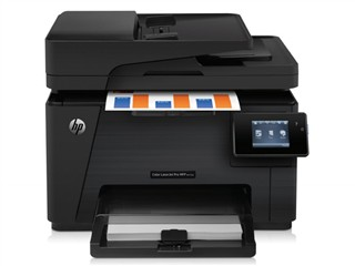 惠普Color LaserJet Pro MFP M177fw