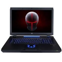 未来人类X911 17.3英寸游戏本(i7-4700MQ/8G/500G+120G SSD/双GTX765M 2G独显/DOS/黑色)