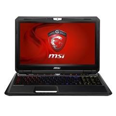 微星GT60 2OD-238CN 15.6寸游戏本(i7-4700MQ/16G/1T+128G SSD*3/GTX780 4G独显/Win8/黑色)