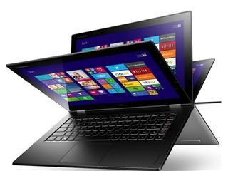 联想Yoga13 II-Pro 13.3英寸超极本(i7-4500U/8G/256G SSD/变形触控/超高分屏/Win8/皓月银)