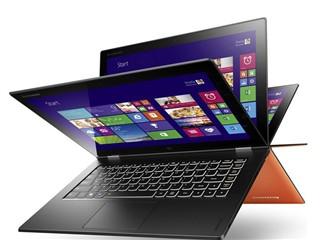 联想Yoga13 II-Pro 13.3英寸超极本(i5-4200U/4G/128G SSD/HD4400核显/触摸屏/Win8/橙色)