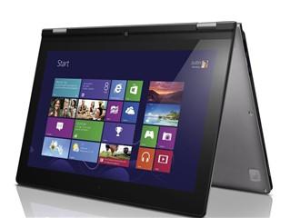 联想Yoga13-IFI 13.3英寸超极本(i5-3317U/4G/128G SSD/Win8/银)