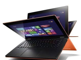 联想Yoga13-ISE 13.3英寸超极本(i7-3517U/8G/256G SSD/Win8/橙)