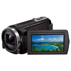 索尼HDR-CX510E 高清数码摄像机(543万像素 3英寸屏 30倍光变 64G内存)