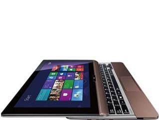 东芝U920T-T08B 12.5英寸超极本(i5-3337U/4G/256G SSD/滑动屏幕/触控屏/Win8/黑色)