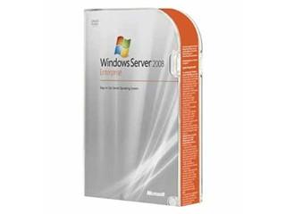 微软Windows Server 2008 R2 英文标准版(简包)5用户