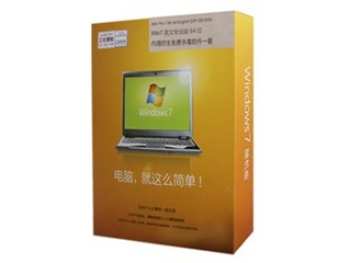 微软Windows 7 英文专业版 SP1 32位