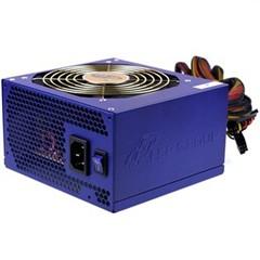 全汉额定500W 蓝暴炫动Ⅱ代500W电源 (温控静音风扇/单路12V/宽幅电源/超长线材支持背线)