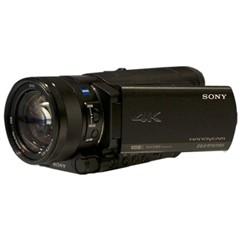 索尼FDR-AX100 4K家用摄像机