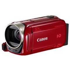 佳能LEGRIA HF R56 数码摄像机 红色