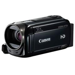 佳能LEGRIA HF R56 数码摄像机 黑色