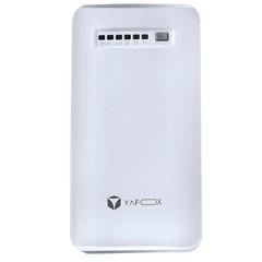 雅狐WIFI-7800 3G WIFI移动电源无线存储路由器 7800mAh 适用于各种手机/平板/PAD及带WIFI的电脑