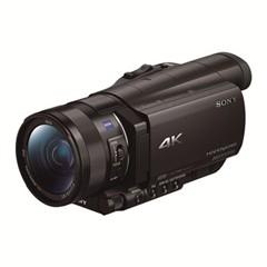 索尼FDR-AX100E 4K高清摄像机