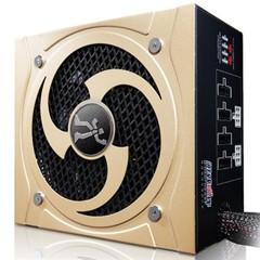 游戏伙伴额定500W 战王猎刃HB500电源(模组化/85%效率/大尺寸设计/超静音)