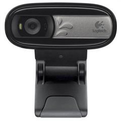 罗技C170 网络摄像头 黑色