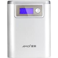 夏新T68 10400mAh移动电源(适用于手机、MP3 等数码通讯设备)象牙白