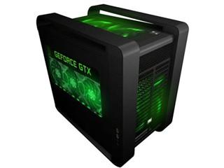 N立方NVIDIA定制主机 I5 4570/GTX750 TI/4GB N立方 游戏主机整机