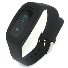 ibody追客 智能手环 可穿戴设备 运动计步器 睡眠健康管理 高级黑