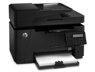 惠普LaserJet Pro MFP M128fn