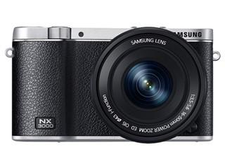三星NX3000 微型单电双镜头套装