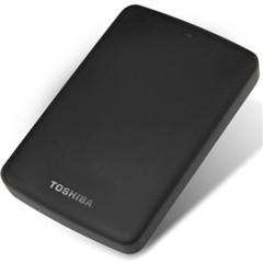 东芝新黑甲虫系列 1TB 2.5英寸 USB3.0移动硬盘