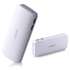 乔威乔威 JP35 充电宝 正品移动电源 手机便携式通用大容量 10000毫安 通用 白色