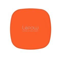 Lepow lepow/ 聚合物移动电源 手机通用 6000毫安 活力橙