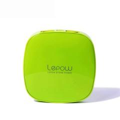 Lepow lepow/ 聚合物移动电源 手机通用 6000毫安 苹果绿