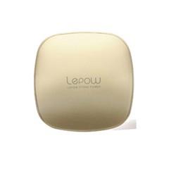Lepow lepow/ 聚合物移动电源 手机通用 6000毫安 土豪金