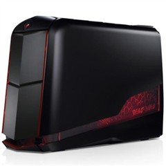 外星人Aurora R4 台式主机(六核i7-4930K 16G内存 2T硬盘 2G独显 蓝光 键鼠 Win7)