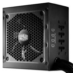 酷冷至尊G550M  额定550W电源 (80PLUS铜牌/89%效能/模组电源/双滚珠风扇/质保5年)