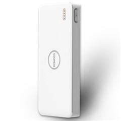 罗马仕聚合物10000mAh超薄正品 手机充电宝通用移动电源