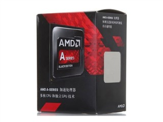 AMD A6-7400K 盒装CPU