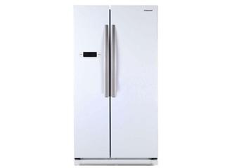 三星RS542NCAEWW/SC 540升智能变频对开门冰箱(雪白色)