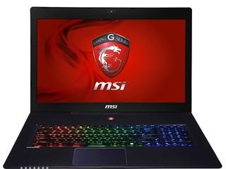 微星GS70 2QE-085CN 17.3英寸游戏本(i7-4710MQ/8G/1T/GTX970M 3G独显/Win8/黑色)