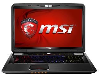 微星Z70 2BA-1247CN 17.3英寸游戏本(i7-4710HQ/8G/1T/R9-M290X 2G独显/黑色)