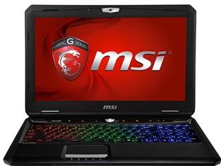 微星GT60 2PC-608XCN 15.6英寸游戏本(i7-4710MQ/8G/1T/GTX870M 3G独显/DOS/黑色)