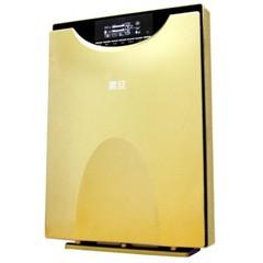 震旦AA-518 金色空气净化器 有效过滤80多种空气污染物,清新负离子、除PM2.5、去甲醛、异味
