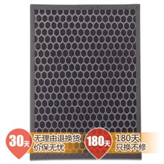 汇清HQ-GJ01HC 空气净化器消毒机原装三合一集尘滤网+除甲醛脱臭滤网套装 (适用GJ01系列机型)