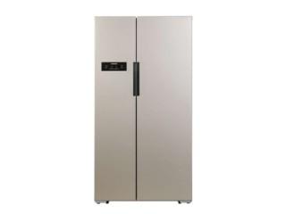 西门子BCD-610W(KA92NV03TI)冰箱 610升L变频 对开门冰箱(浅金色)