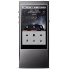 艾利和Astell&Kern AK Jr HIFI播放器 无损音乐播放器 支持DSD64 超薄铝合金机身 全屏触摸 黑色