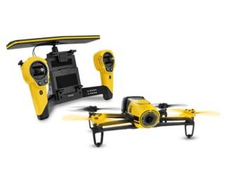 派诺特drone Skycontroller 遥控器版 黄色