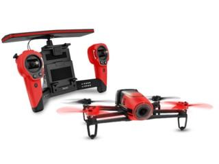 派诺特drone Skycontroller 遥控器版 红色