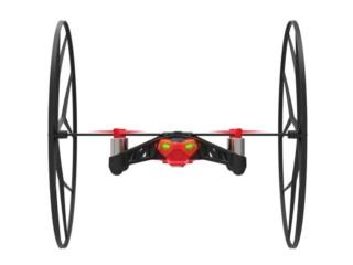 派诺特minidrones rolling spider迷你飞行器 红色