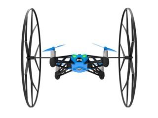 派诺特minidrones rolling spider迷你飞行器 蓝色