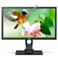 明基SW2700PT 27英寸超广色域 10bit面板2K屏幕 专业摄影显示器