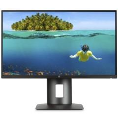 惠普Z25n 25英寸IPS Gen2硬屏广视角2K高分超窄边8向升降旋转宽屏LED背光液晶显示器